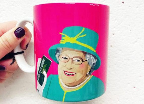 Taza Queen Elisabeth