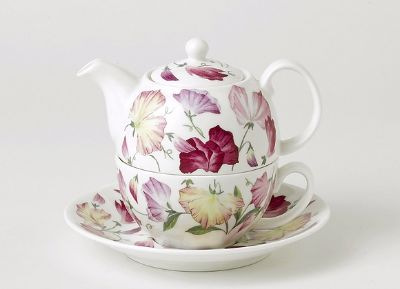 Tea for one flores