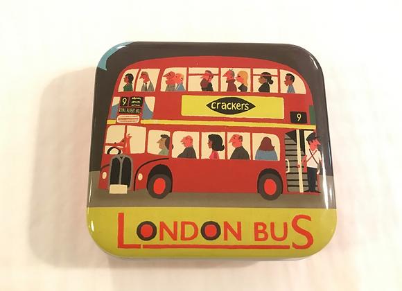 Mini lata  London (elige el modelo)