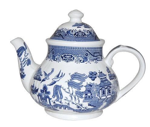 Tetera porcelana Blue Willow