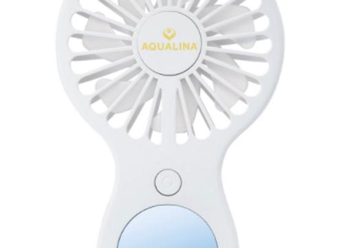 Ventilador portátil Blanco