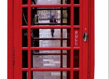 Cabina telefónica británica
