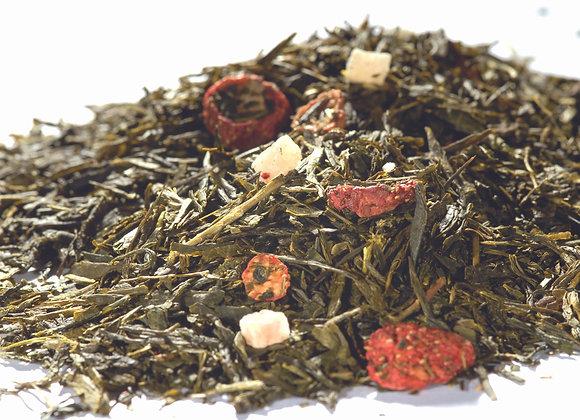 Té Verde Piña y Melocotón