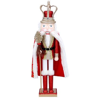Rey Cascanueces 46 cm