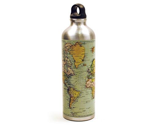 Botella Mapamundi