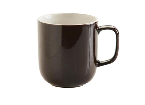 Taza marrón