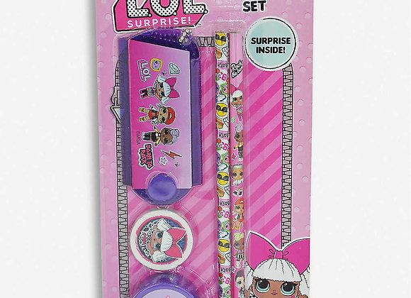 Set lapices LOL
