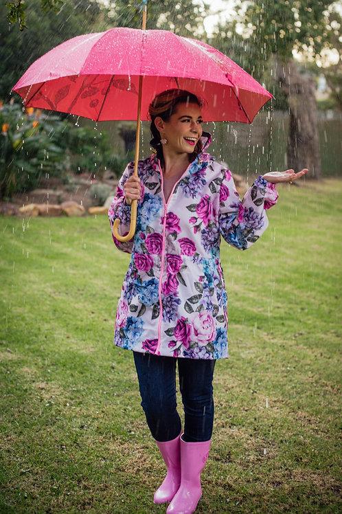 The Healing prayer- Rain Jacket