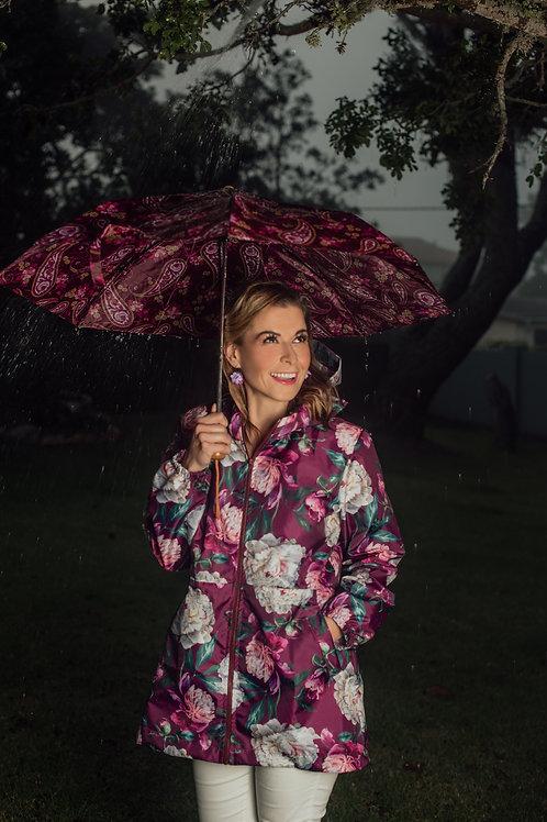 The Royalty Rain Jacket