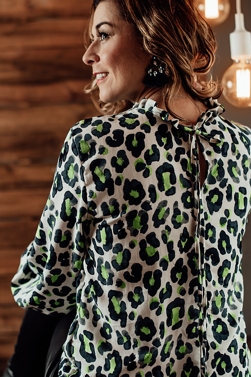 The Wilderness Blouse