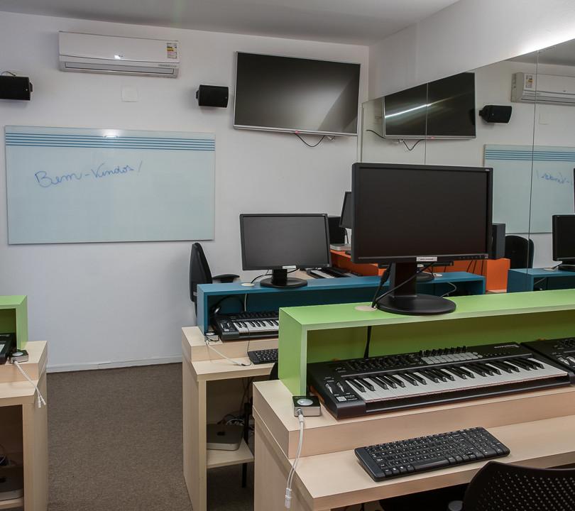 Sala de produção