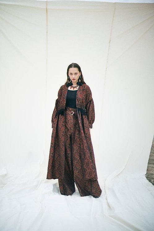 Paisley Dress coat