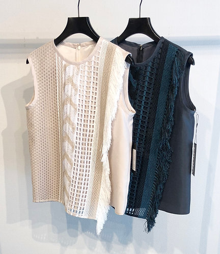 Mix lace Tops
