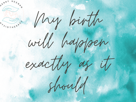 What is a Birth Affirmation and how will it benefit me?