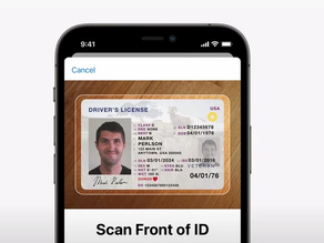 Apple iPhones Can Soon Hold Your ID. Privacy Experts Are On Edge