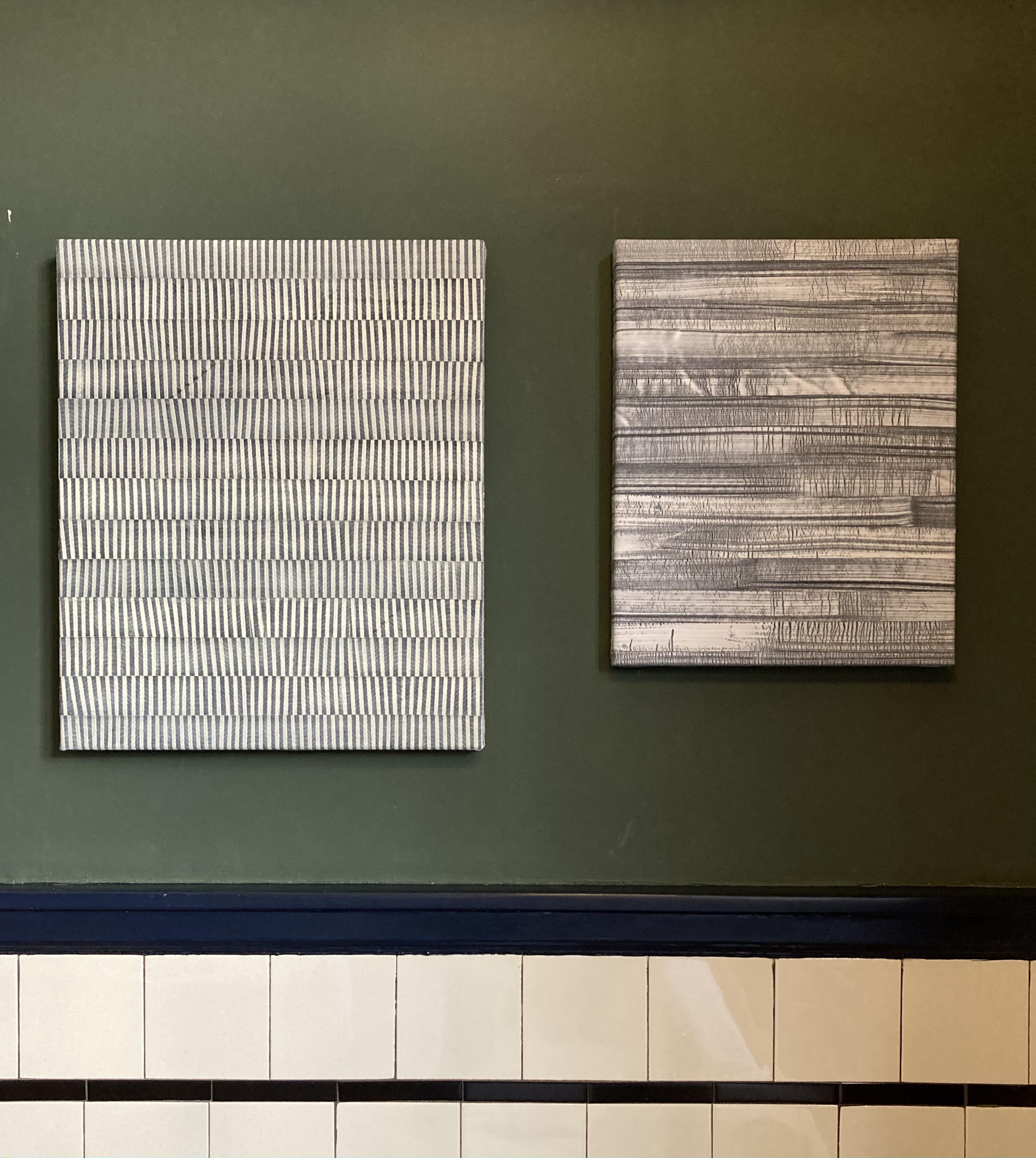 Exhibition at Restaurant Foer, Amsterdam
