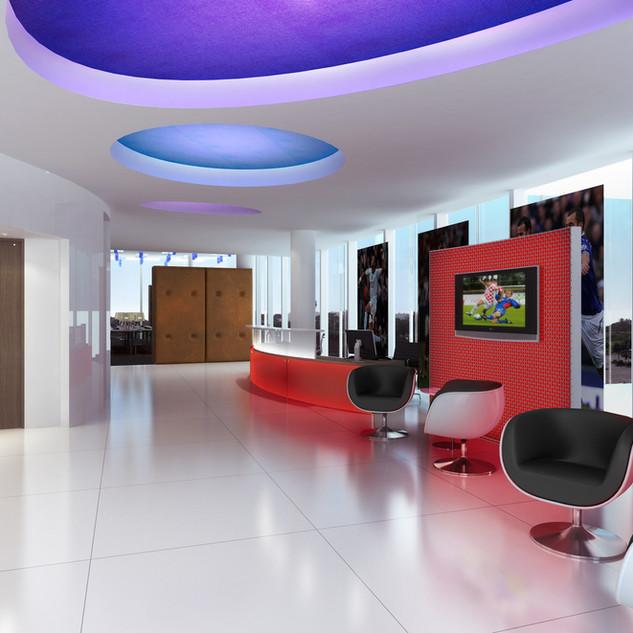 The FA HQ - Wembley Stadium