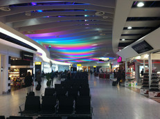 Heathrow - Terminal 4 - Departures - Gebler Tooth