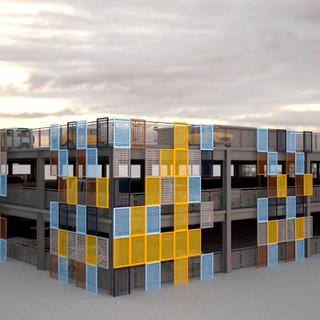 MSCP Car Park - Concept