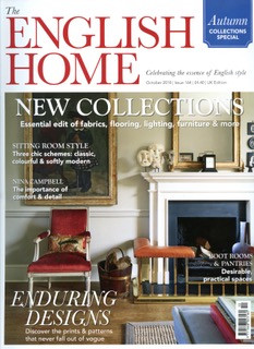 The English Home, October 2018