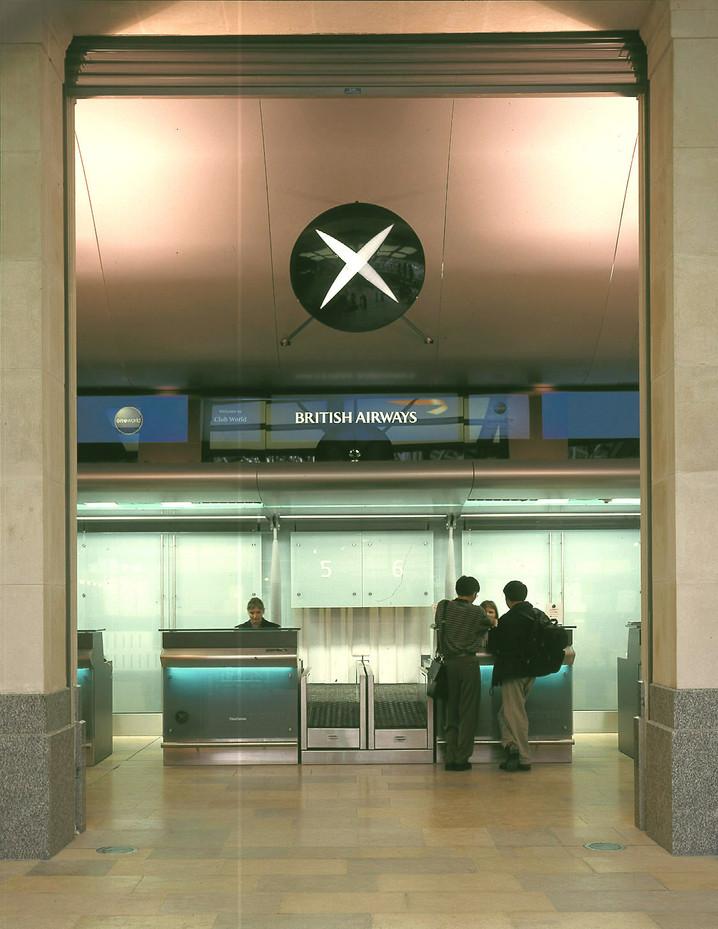 Heathrow Express - Paddington - Gebler Tooth