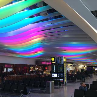 Airside Departures - Terminal 4 - Heathrow