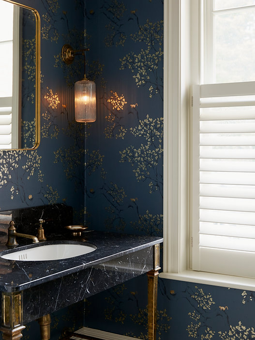 Steph Hill Designs - Cloakroom