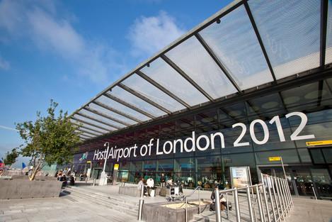 Heathrow Olympic Terminal - Gebler Tooth