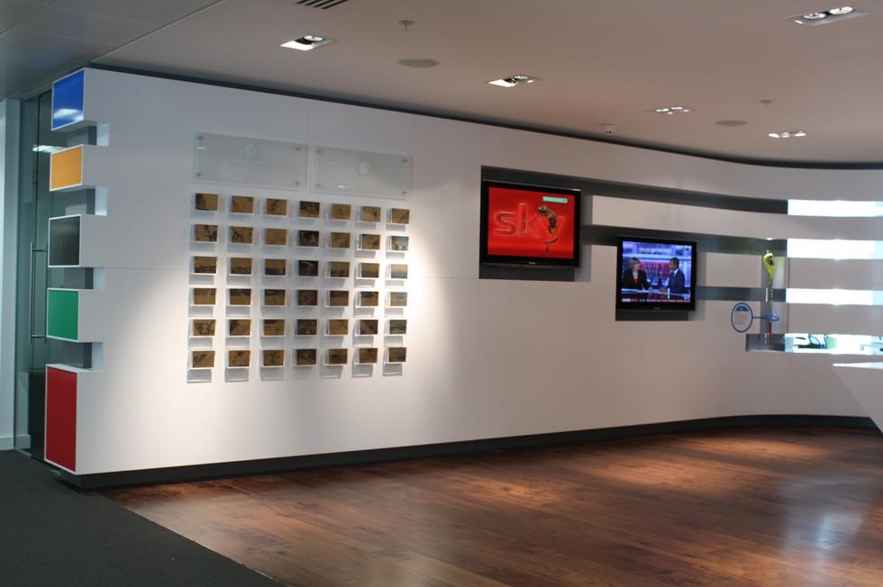 British Olympic Association HQ - Gebler Tooth