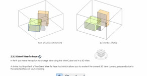 pyRevit tool - Orient Section Box to Face