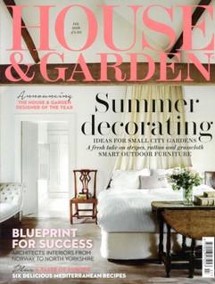 House & Garden July 2018