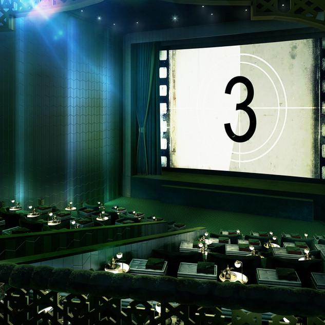 Katara Cinema Complex - Doha
