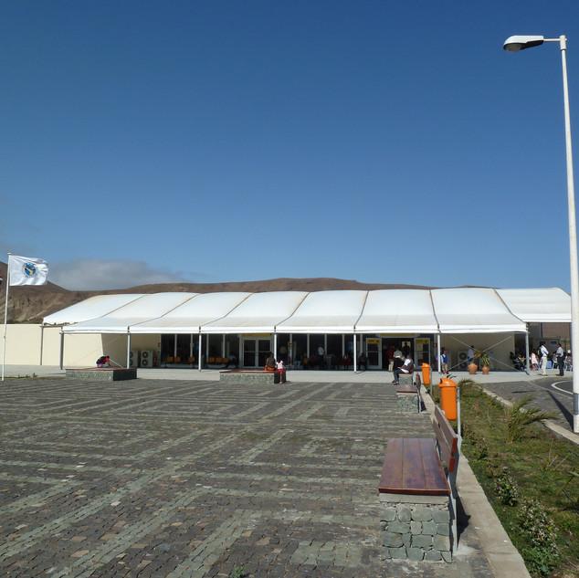 Sao Nicolau Airport, Cape Verde