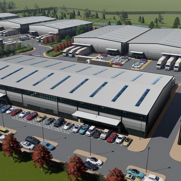 Logistics Park Development - 6 weeks - Generative Design