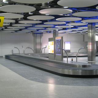 Baggage Reclaim Hall - T4 - Heathrow