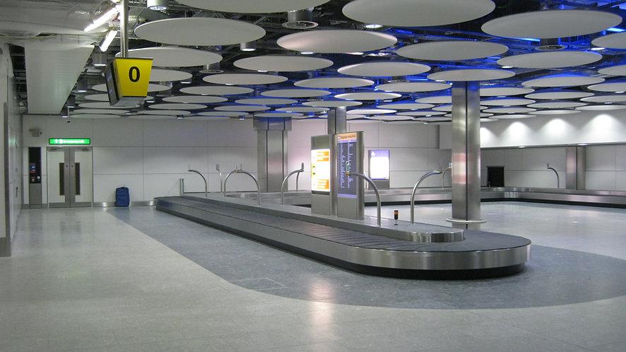 Baggage System Upgrades, Terminal 4, Heathrow - Gebler Tooth