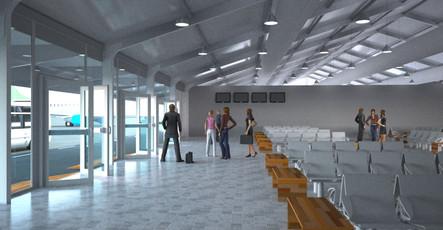 Pop-Up Terminal Concept - Gebler Tooth