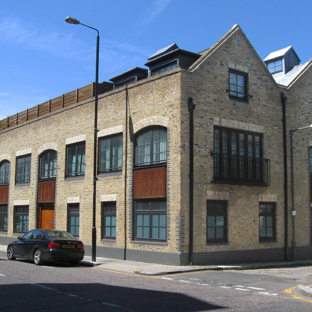 Baltic Court - Wapping