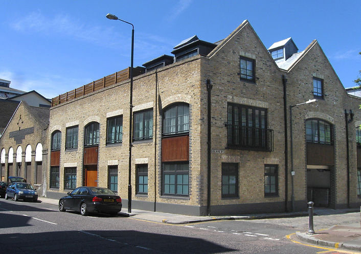 Baltic Court - Wapping - Gebler Tooth