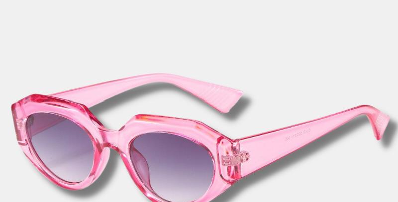 """Polygon Sunglasses - """"Cecilia"""""""
