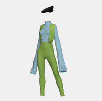 Ekaterina Blue/Green French Fit Stylexchange.png