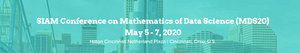 SIAM Conference on Mathematics of Data Science (MDS20)