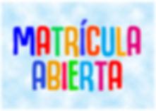 cartel Matricula abierta.jpg