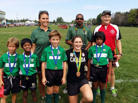 Fletcher's Hosts Junior Festival: Rugby Wins!