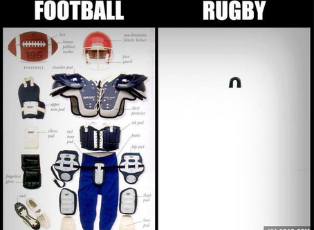 Difference Between Rugby and American Football