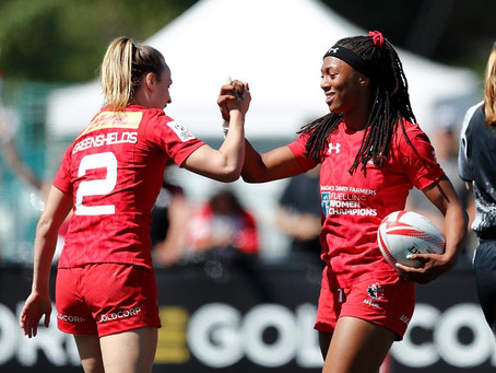 Canadian women fall to New Zealand in rugby 7s final
