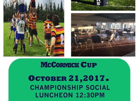 McCormick Cup Lunch Tickets On Sale