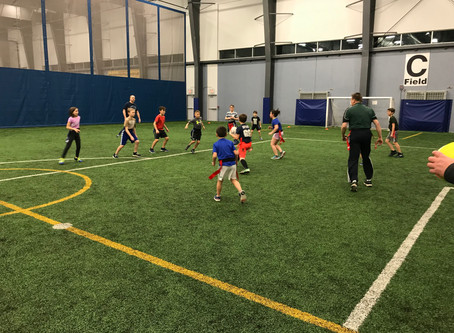 CHILDREN'S RUGBY INDOOR TRAINING EVERY FRIDAY @ STOUFFVILLE SOCCER DOME!
