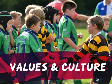 Rugby Values