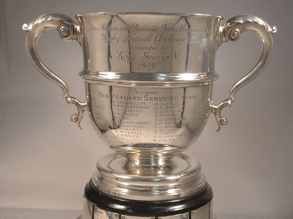 1919 King's Cup Trophy